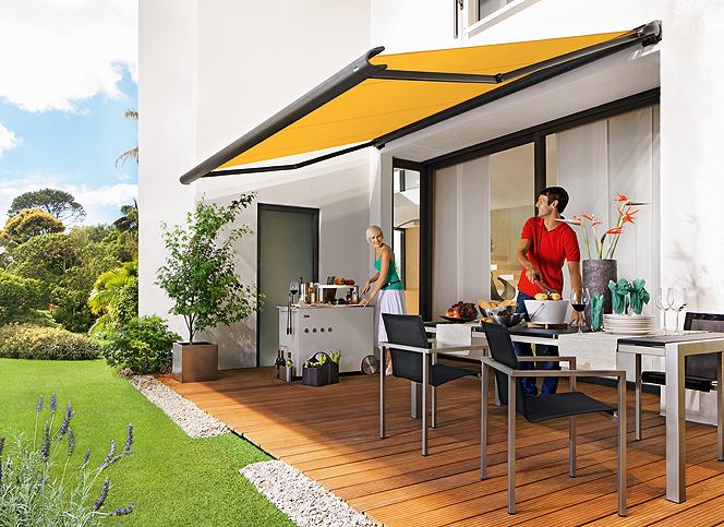 Tenda za terase MARKILUX 990